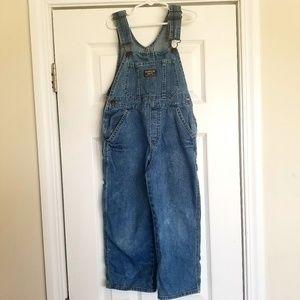 Oshkosh bib overalls